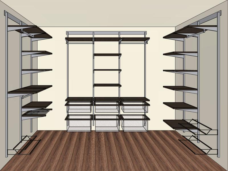 Эта страница посвящена дизайну гардеробных.  На основе приведенных схем гардеробных Вы сможете создать свой...